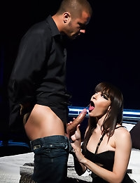 Dana De Armond convinces Danny Mountain to take a ride on her dark and very wild side.